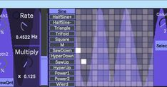 LFOLFO is an experimental 'Multiplying' LFO. It is based on the idea that being able to switch the range of an LFO can be used to gener. Ableton Live, Triangle, Posts, Blog, Messages, Blogging