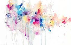 agnes cecile watercolor - Google Search