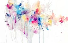 agnes cecile watercolor - Google Search