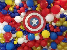 Balloon Wall, Balloons, Globes, Balloon, Hot Air Balloons