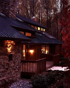 All I want is a cute little house in the woods, leave the decorating to me(: