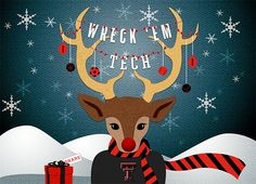 Big 12 Holidays: Happy Holidays from the Big 12 and Texas Tech!