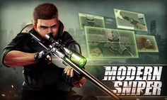 latest android games mod apk Modern Sniper Mod Apk [Unlimited Gold and Money] Latest Android Games, Best Android, Sniper Games, Best Action Games, First Person Shooter Games, Android Apk, Android Smartphone, Free Android, Modern
