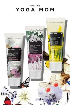 Mother's Day Gift Inspiration: Korres Luxury Body Butter Trio #Sephora…