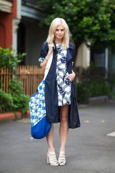 See all of the ladies outside of the runway shows at Australia Fashion Week Spring wearing labels like Zimmermann, Saint Laurent, Celine, Prada and more. E Commerce, Street Style Looks, Looks Style, Kylie, Street Chic, Street Fashion, Street Wear, Spring Summer Fashion, Spring 2014