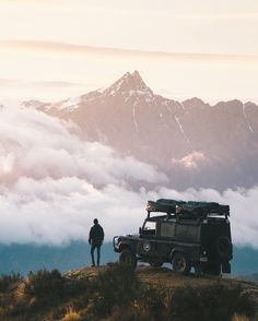 Fiordland National Park Photo by: to be featured ✌ Beautiful Travel Photography, Landscape photography inspiration. Mustang, Offroader, Land Rover Defender 110, Landrover Defender, Destinations, Mc Laren, Destination Voyage, Road Trip, Outdoor Life