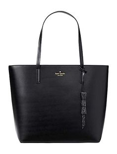 62ea75fc51 New Kate Spade Seton Drive Karla Tote Bag. DETAILS tote with zipper top  closure gold foil embossed kate spade new york signature dust bag not  included.