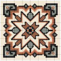 Ideas for crochet bag pattern chart cross stitch Modern Cross Stitch, Cross Stitch Charts, Cross Stitch Designs, Cross Stitch Patterns, Quilt Patterns, Cross Stitching, Cross Stitch Embroidery, Cross Stitch Cushion, Cross Stitch Pictures