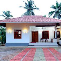 #CostEffective #Budgethome #SmallPlotHome #Homestyle  #Homeplan ഇന്നത്തെക്കാലത്ത് ഇതൊക്കെ സാധ്യമാണോ എന്ന് ആർക്കും സംശയം തോന്നുക സ്വാഭാവികം.. പക്ഷേ വെറും ഏഴ് മാസം...  Village House Design, Village Houses, Farm Houses, Indian Home Design, Kerala House Design, Pooja Room Door Design, Home Room Design, Dream House Plans, Small House Plans