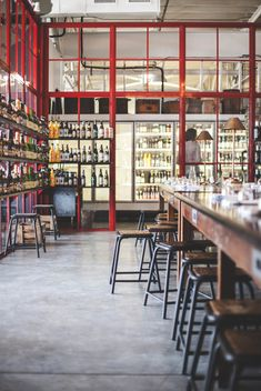 Lexington Love | National Provisions Beer Hall - offbeat + inspired