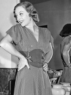 Joan Crawford, 1939