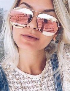 Oval Anti-Reflective Sunglasses