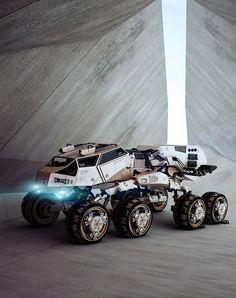 ♂ Concept transportation RVL-28 by Lupascu Ruslan