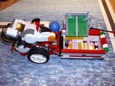 Mastering Lego Robots