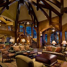 Cabin splendor