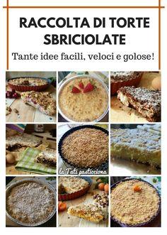Sweet Corner, Biscotti, Antipasto, Nutella, Snacks, Cake Recipes, Sweet Tooth, Bakery, Good Food