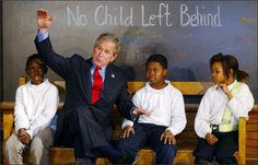 Exemptions for 'No Child Left Behind'
