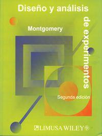 Diseño y análisis de experimentos / Douglas C. Montgomery