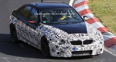 2014 BMW M3 New Engine