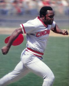 "Joe Morgan, Cincinnati Reds  One great baseball player from the ""Big Red Machine"" era"
