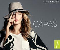 Gisele Budchen para Falabella #capas