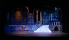 Reynolds High School Performing Arts Dept. Lighting & Set Design DISNEY'S BEAUTY & THE BEAST – Fall 2004 Directed by Laurie Martin-Cohn. Set and Lights by Jon Ares. Scenic Painting by Mark Loring. Other than renting the village drop from Tobins Lake Studios, everything else was built onsite. Mark Loring, an incredible designer and painter …