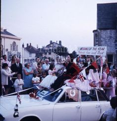 4X-Weymouth-Carnival-Dorset-Aug-1973-Stereo-Realist-Slides-Stereoview-3D-9