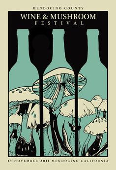 love the color and the use of the negative space in the bottles.