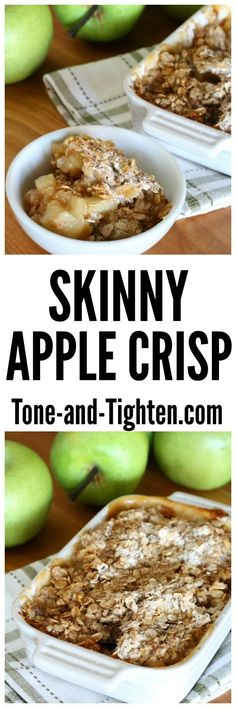 skinny-apple-crisp. tone-and-tighten.com
