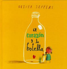 ♥: El corazón y la botella, Oliver Jeffers