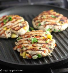 Tropical Chicken Bur…