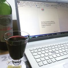 wine-spiration...? by paulesquirrel