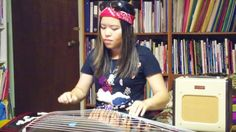 """Her """"Sweet Child O' Mine"""" Solo On The Guzheng Will Blow You Away!"""