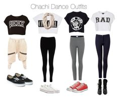 """""""Chachi Gonzales Inspired Outfits"""" by inspired-all-the-time ❤ liked on Polyvore featuring Topshop, Forever 21, River Island, Lipsy, Forever New, Helmut Lang, Vans, Vero Moda, Converse and combat boots"""