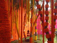 Decor by The Wedding Design Company. Indian Wedding.WDC. #Pinned by Devika Narain