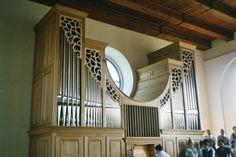 Datei:Rannariedl, Kirche, Orgel.jpg