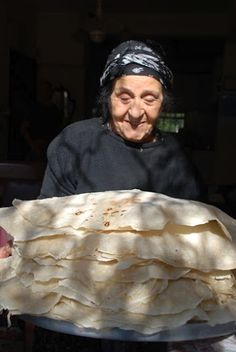 Kurdish Flatbread- hard to find in Chicago, but a personal favorite!!!