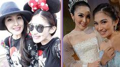 Instagram Adik Sandra Dewi - Foto Bareng Sang Kakak Saat Menikah, Kartika Dewi Bikin Netizen Terharu