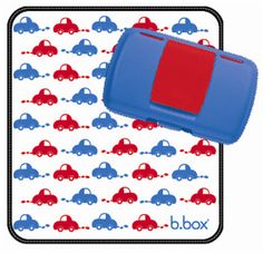 b.box® is a change mat + nappy holder portable combo.   Features:  Unique dual access wipes hatch Wipe clean change mat Storage for nappies and disposable bags Built-in refillable wipes container Flexible arm to keep everything in place New version is BPA, Phthalates and PVC free.  Perfect gift for a baby shower.