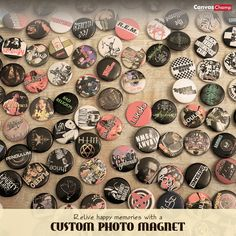 Save Off on custom photo magnets. Photo magnets are perfect as an photo gifts. Select any sizes, shapes and material to create personalized photo magnets online from CanvasChamp. Picture Magnets, Quality Photo Prints, Fun Family Photos, Acrylic Photo, Square Photos, Custom Photo, Tool Design, Clear Acrylic