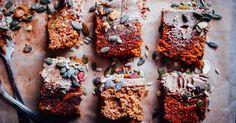 Vegan carot cake from the <3
