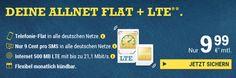 McSIM: Allnet Flat mit 500MB LTE für unter 10 Euro   PrepaidRadar