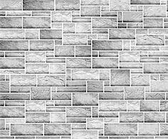 Gray Cut Stone Paper (4 Sheets, O Scale)