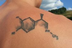 serotonin tattoo stylized - Google Search