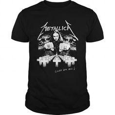 I Love Cliff Burton T-Shirts