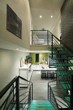 Dream House, Dream Staircase Sustainable Home by RE.DZINE