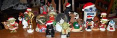 My favorite Misc Star Wars Christmas Decorations