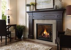 Gas Fireplace Mantel Ideas Elegant Fun Fireplace Mantel Designs within Gas Fireplace Surround Ideas Traditional Living Room, Contemporary Decor, Fireplace Mantels, Fireplace Design, Fireplace Mantel Designs, Traditional Fireplace Mantel, Fireplace Remodel, House Interior, Fireplace