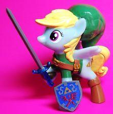 My little Pony Legend of Zelda LINK custom figure OOAK MLP Horse Ship_Worldwide