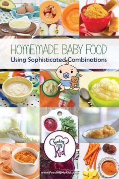 Get Simple Homemade Vegetable Baby Food Recipes. Get Tons of Easy to Follow Vegetable Baby Food Recipes.